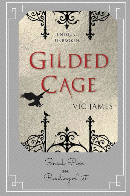 Gilded Cage by Vic James   A Sneak Peek on Reading List