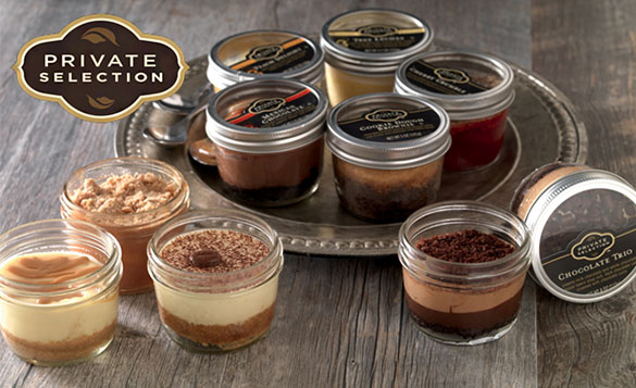 Kroger's Private Selection Mason Jar Desserts Review via ProductReviewMom.com