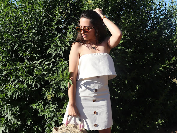 Handmade Trendy Dress - By Cidália Sola