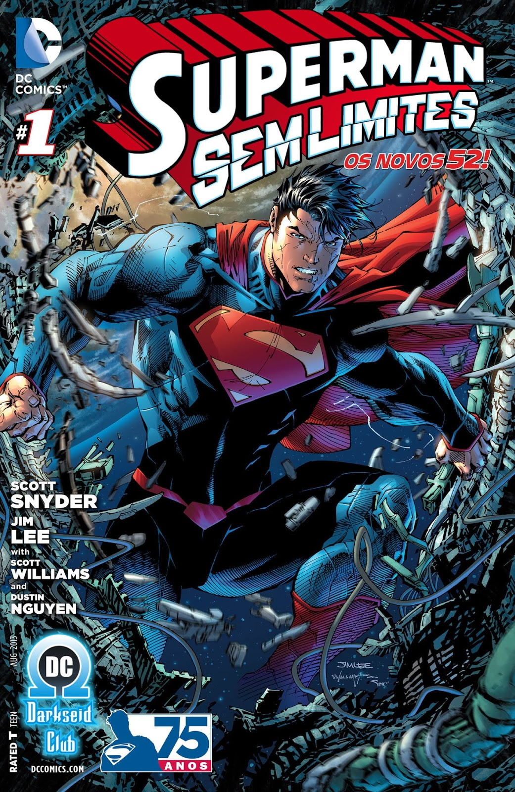 Superman: Sem Limites - Dublado