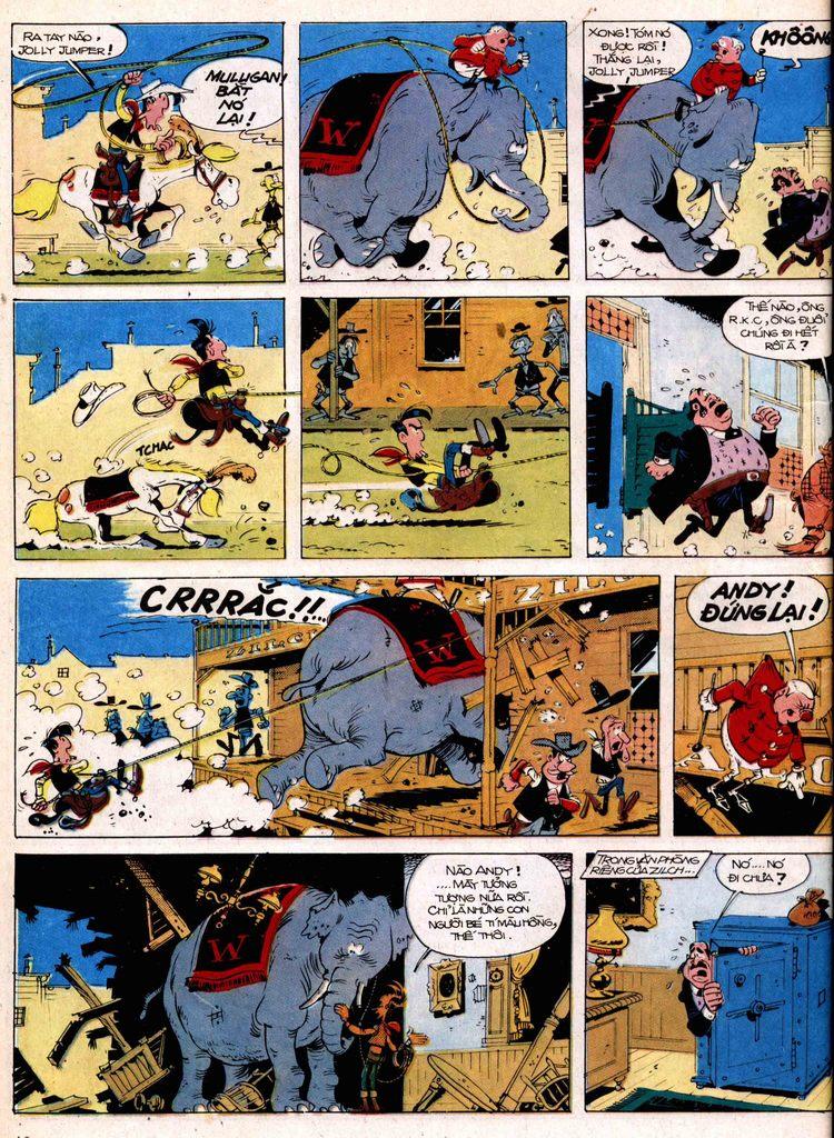 Lucky Luke tap 17 - ganh xiec mien vien tay trang 16