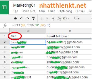 Chia sẻ thủ thuật marketing bằng gmail miễn phí và hiệu quả