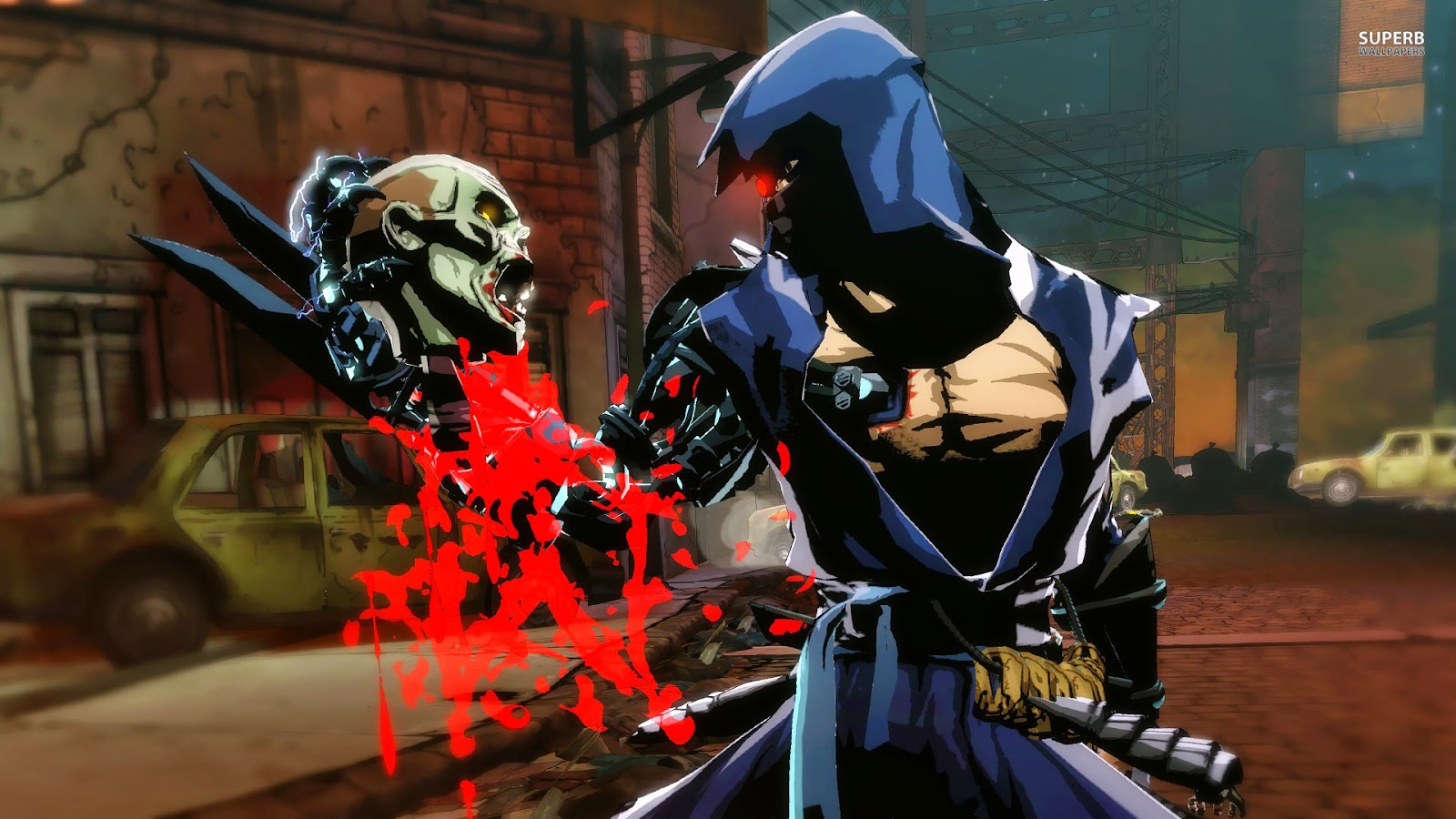 Otaku Gamers Uk News Reviews Review Yaiba Ninja Gaiden Z Ps3