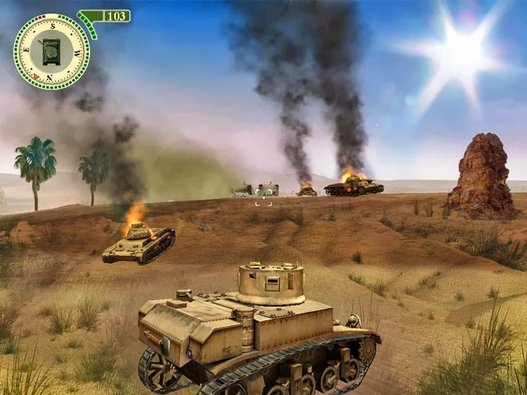 Tank Battle Game
