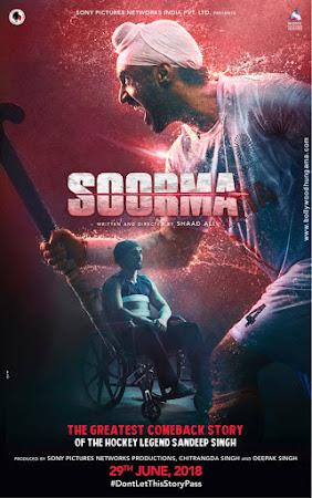 Soorma (2018) Movie Poster
