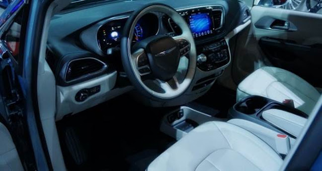 2020 Chrysler Pacifica Hybrid Specs, Price, Release Date