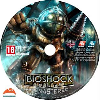 BioShock Remastered Disc Label