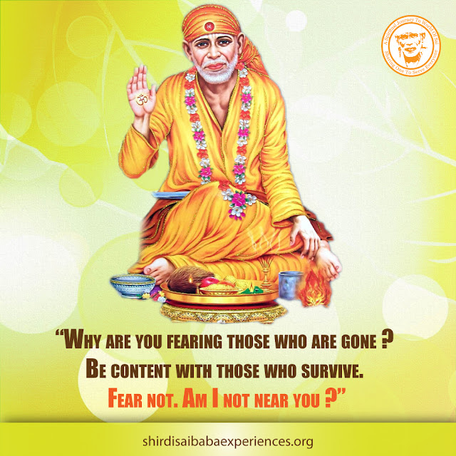 Shirdi Sai Baba Blessings - Experiences Part 2607