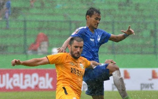 Bhayangkara FC vs PSIS Semarang 1-0 Highlights