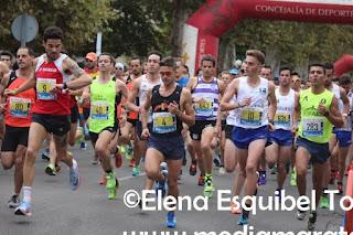 Clasificaciones y Fotos 10 Km Leon 2017