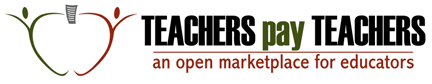 Visit my Teachers Pay Teacher Store!