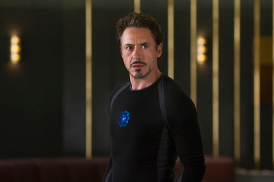The Avengers Robert Downey Jr Iron Man