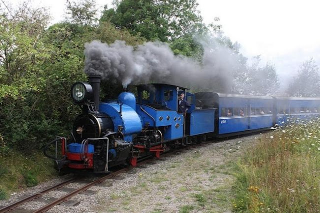 UK steam for Darjeeling Toy Train