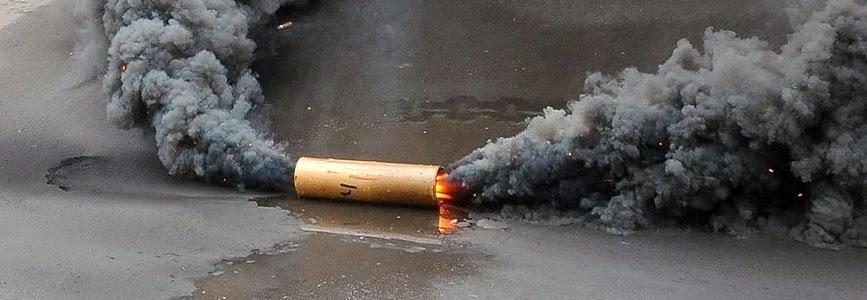 Ручна димова граната РДГ-2