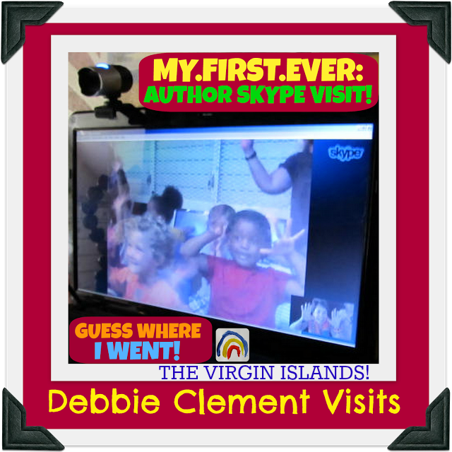 photo of: Debbie Clement's FIRST Virtual-Visit to the VIRGIN ISLANDS!
