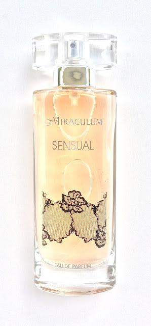 MIRACULUM COSMETICS  Sensual Eau de Parfum - 50ml