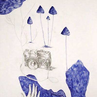 Estelle Lacombe - dessin