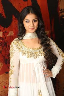 Telugu Actress Mahima Makwana Stills in White Desginer Dress at Venkatapuram Movie Logo Launch  0018.JPG