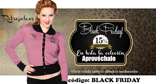 black friday en Polo Retro Boutique  retropolo.es