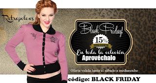 black friday en Polo Retro Boutique  retropolo.es