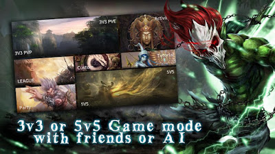 Game Destiny of Thrones v1.6.5 Apk for Android