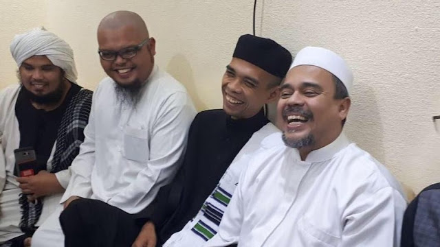Sanggah Survei LSI soal Ustaz yang Paling Dipatuhi, Novel Bamukmin: Mereka Pengikut Habib Rizieq