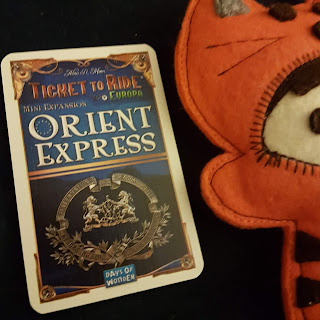 Les Aventuriers du Rail mini extension Orient Express