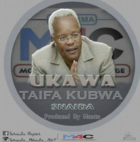 Sitaili Mpya Ya Kunyoa Kwa Wadada: SIKILIZA WIMBO MPYA WA SNAIDA