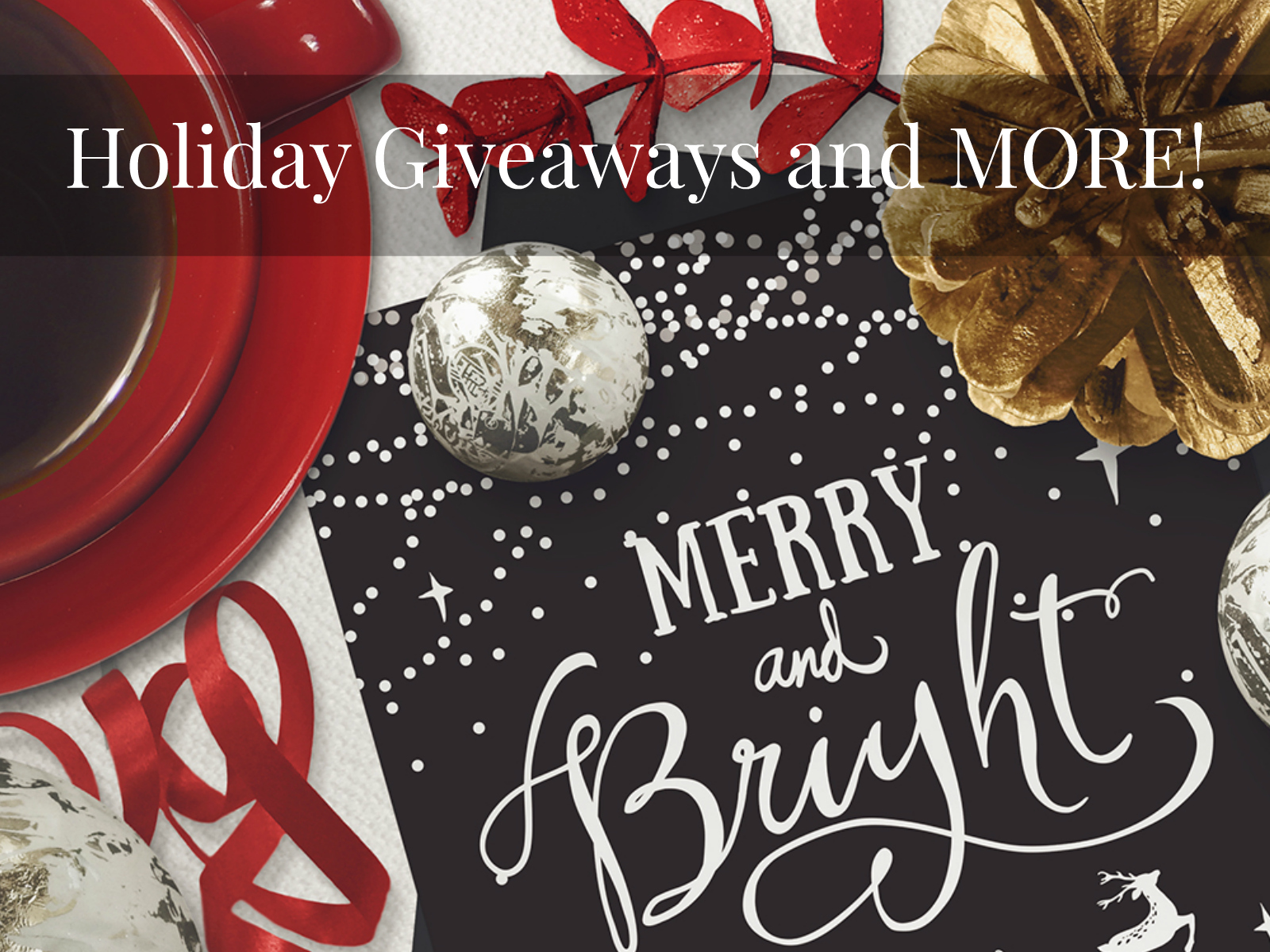 Holiday Giveaways And More By Barbie's Beauty Bits