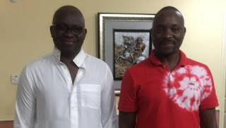 Isaac Fayose Writes Letter To His Brother, Governor Ayodele Fayose