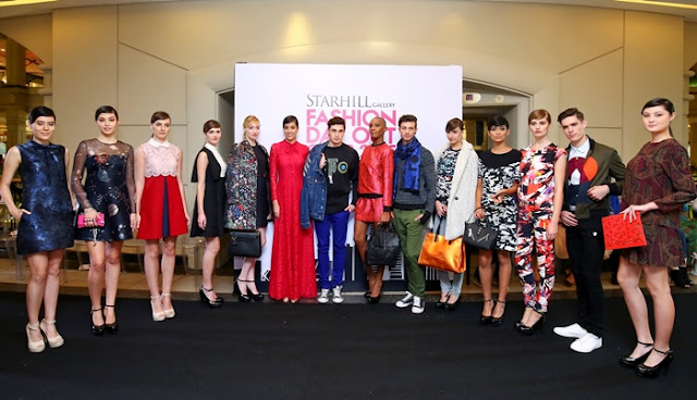 Starhill Gallery Fashion Day Out 2015, Starhill gallery, 2015 Autumn Winter collections, designer labels, Debenhams, iKarrtini, Kenzo,  Khoon Hooi, McQ Alexander McQueen, M Missoni, Mita Tam Style Studio, Valentino, luxury brand in malaysia, luxury mall, starhill gallery