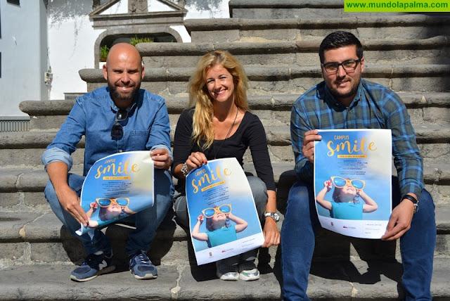 El Ayuntamiento de Santa Cruz de La Palma organiza un campus de verano infantil durante la primera quincena de julio
