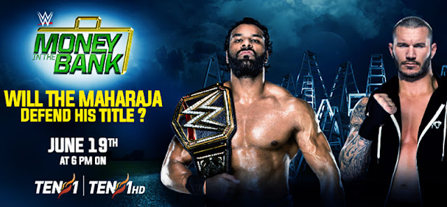 "WWE ""Money In The Bank 2017"" Live/Repeat Telecast Schedule for India, Theme Song, Wallpaper"
