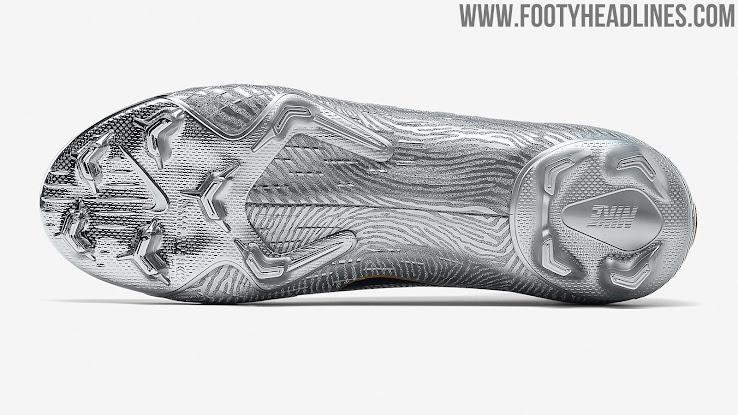 c273620bd Nike 'Golden Touch' Mercurial Luka Modric Ballon d'Or 2018 Boots ...