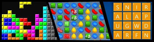 puzzle game genre
