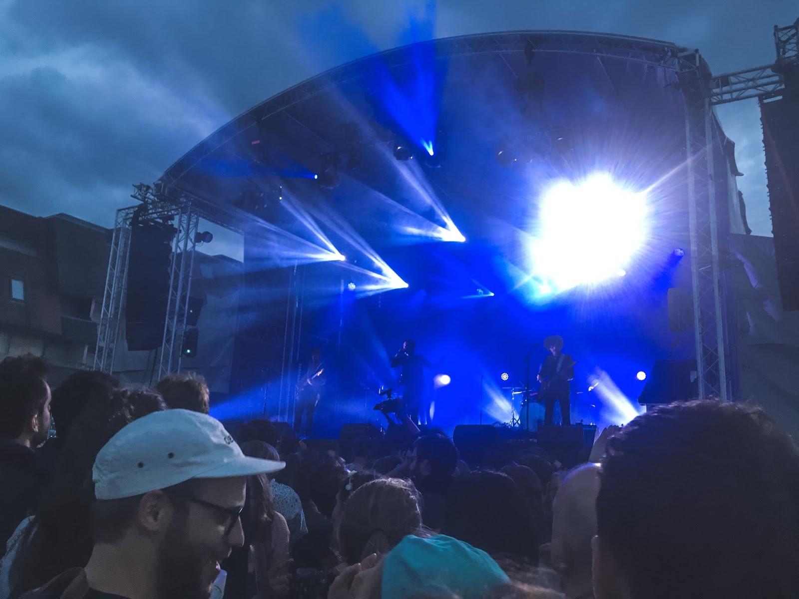 live lescop festival cabourg mon amour