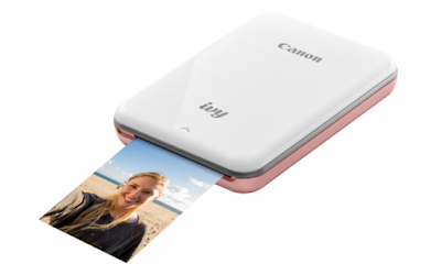 New Canon IVY Mini Photo Printer