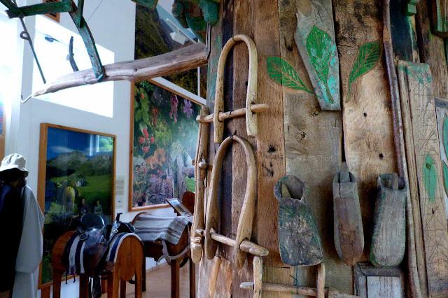 Centro de Interpretación del Parque Natural de Ponga