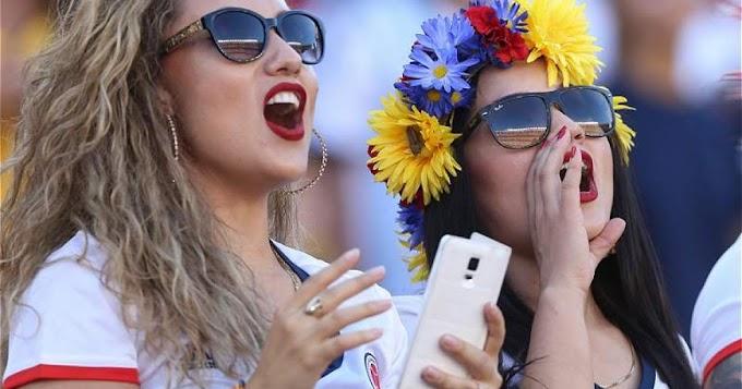 Las mujeres en la Copa América Centenario 2016