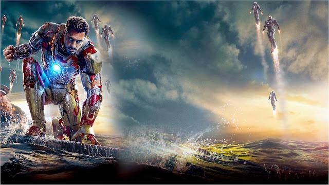 Wallpaper Iron Man 3 HD