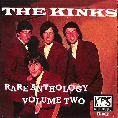 The Kinks - Rare Anthology Vol. 2