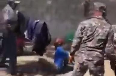 VIDEO: Policías torturan  ladrón en República Dominicana