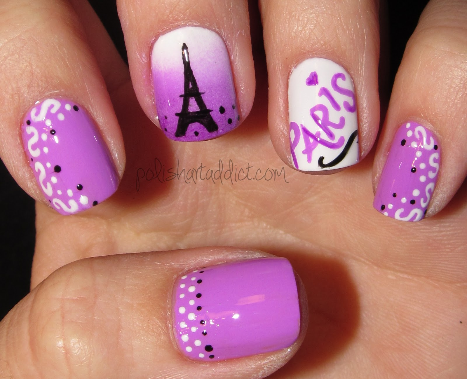 Purple Paris