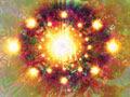 La Lumière dirige le mouvement des espèces. Elle sème l'énergie de la vie, Elle donne à la mesure de son œuvre, Elle frappe de son sceau chaque être. Cette vérité est en accord avec la science d'aujourd'hui en 2016 par l'observation des faits.