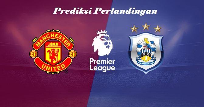 Prediksi Pertandingan Manchester United vs Huddersfield Town (26 Desember 2018) Live MNCTV