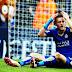 Vardy é punido e está fora de possível jogo do título do Leicester