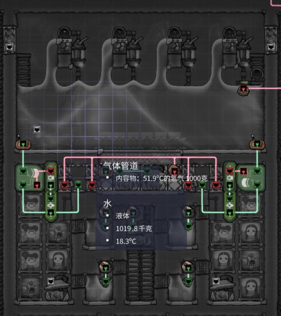 Oxygen Not Included (缺氧) 自動化版本高壓氧降溫方法 | 娛樂計程車