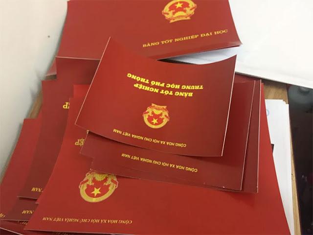 Làm bằng đại học chính quy tại TPHCM uy tín nhất Việt Nam
