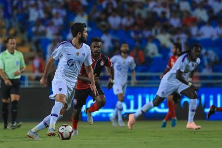 مباراة الهلال والباطن بتاريخ 20-09-2018 الدوري السعودي