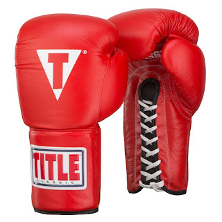 TITLE-Classic-Lace-Up-Training-boxing-gloves